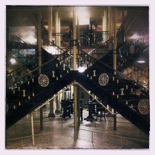 Stairs Inside Church Street Orlando