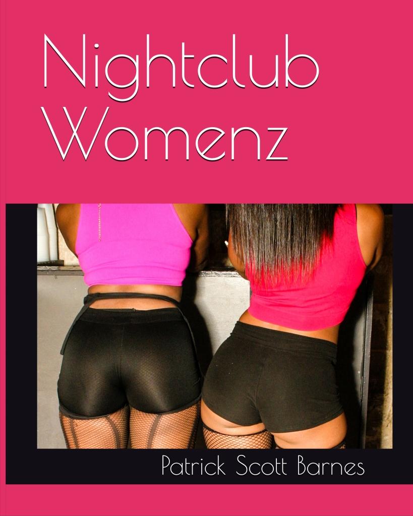 Two big booty black women in a nightclub.